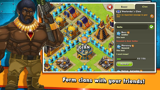 Jungle Heat: War of Clans 2.1.1 Screenshots 2