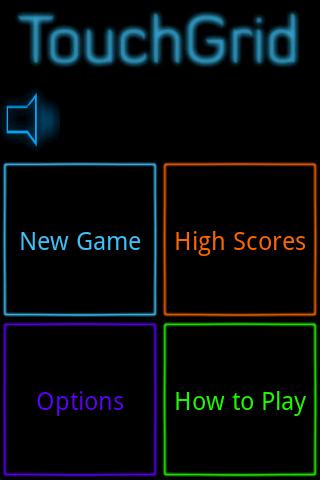 TouchGrid- screenshot