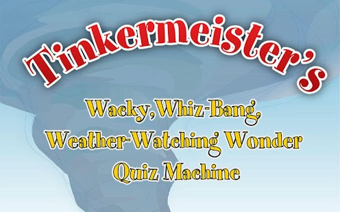KGAP Wacky Weather Wonder Quiz- screenshot thumbnail