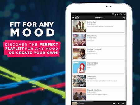 Spinnr Music 3.1.1 screenshot 237579