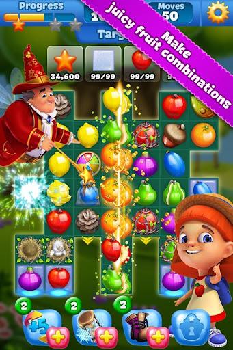 Fruit Land u2013 match3 adventure  screenshots 1