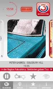 Hitradio Ö3 | Ö3 für Android - screenshot thumbnail