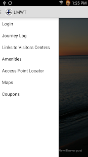 Lake Michigan Trail App- screenshot thumbnail