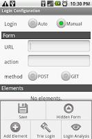 Screenshot of Wi-Fi scanner wRecX(Free)