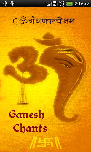 Ganesh Mantra and Chailsa