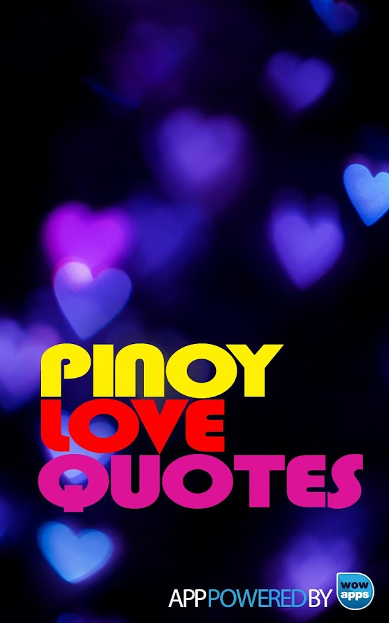 Pinoy Love Quotes - screenshot