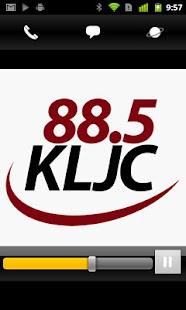 88.5 KLJC - screenshot thumbnail