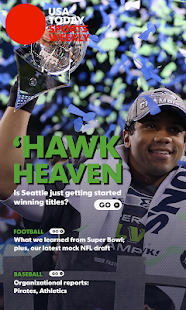 USA Today Sports Weekly- screenshot thumbnail