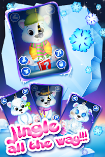 Pet Spa Salon: North Pole- screenshot thumbnail