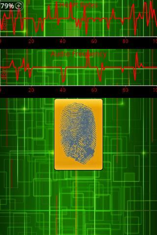 Fingerprint Polygraph