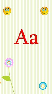 Kids Russian ABC Letters - screenshot thumbnail