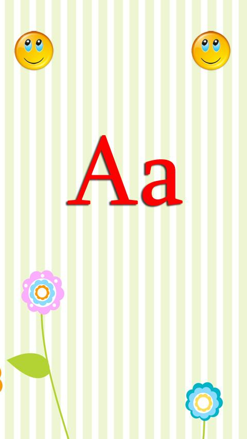 Kids Russian ABC Letters - screenshot
