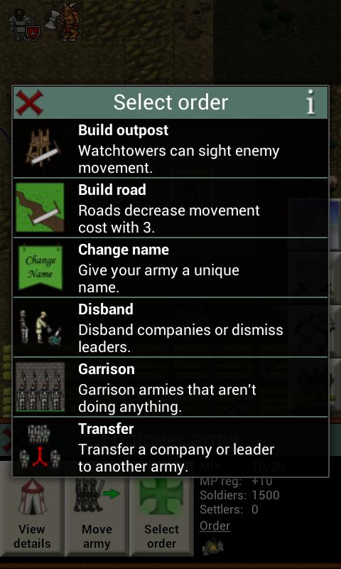 Rising Empires Premium screenshot #6