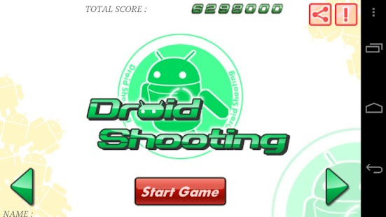 DroidShooting- screenshot thumbnail