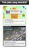 Screenshot of Indonesia Map