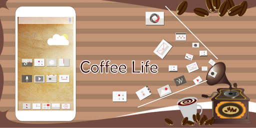 Coffee Life Launcher