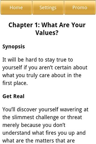 valuation synopsis