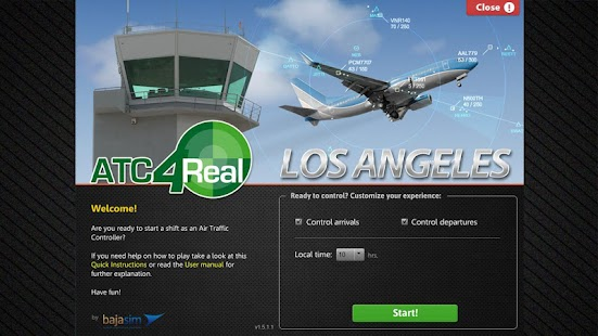 ATC4Real Los Angeles - screenshot thumbnail