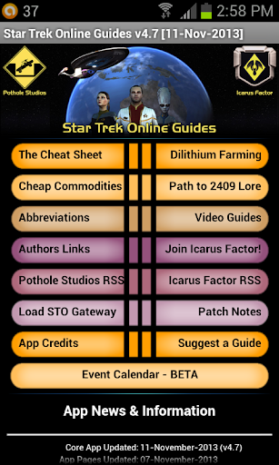 STO Guides