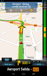 CoPilot Europa GPS Navigation- miniatura screenshot