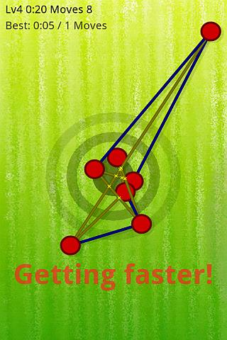Tangle Twister - Untangle game - screenshot
