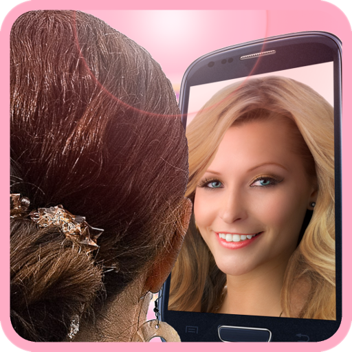 Hairstyle Mirror Try On Live Apps On Google Play