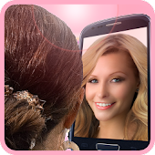 Hairstyle Mirror: try on live!