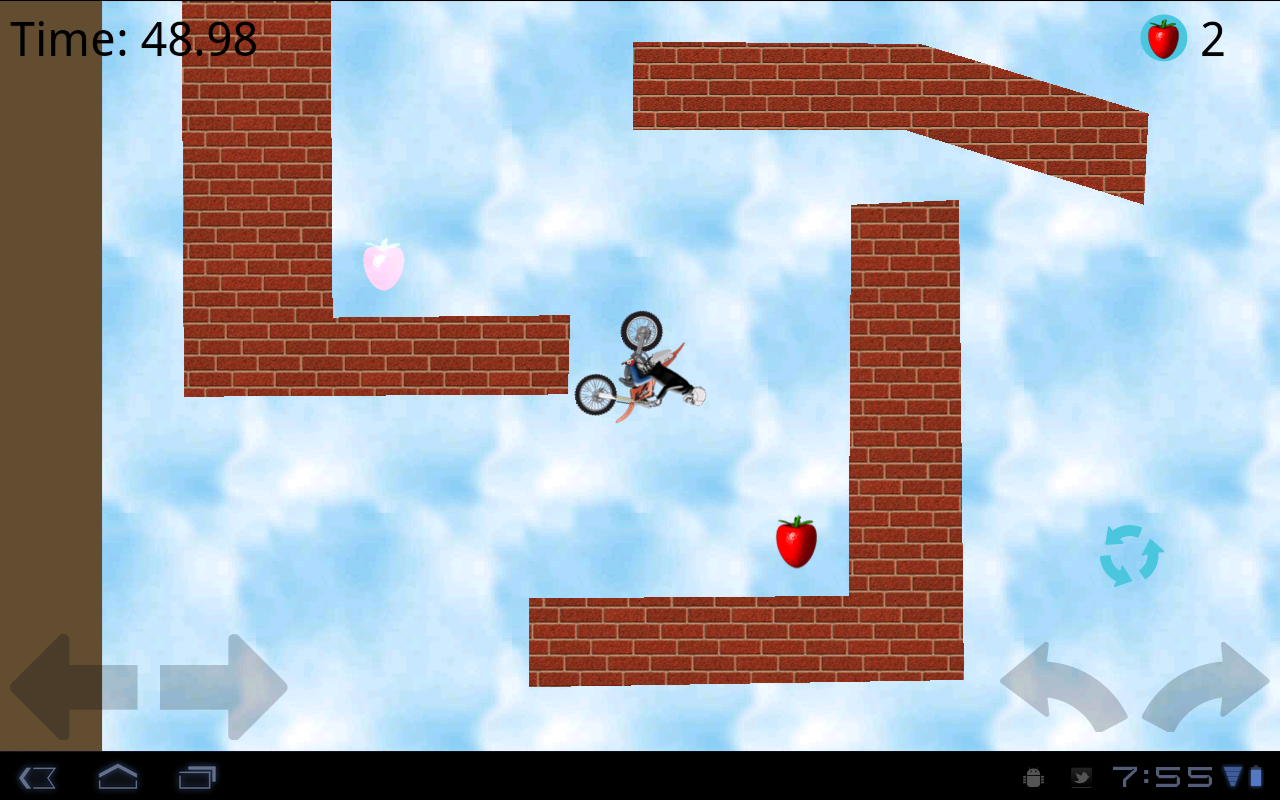 Dead Rider Free - screenshot