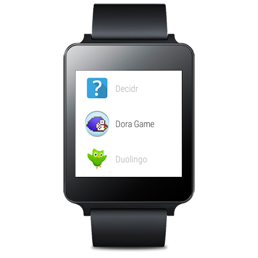 Dora Bird for Android Wear
