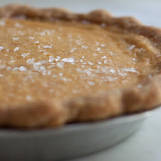 Maple Buttermilk Pie.