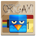 Origami - GO Launcher Theme icon