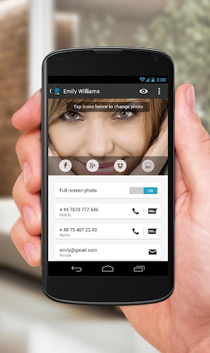 Full Screen Caller ID - BIG! PRO unlocked for Android