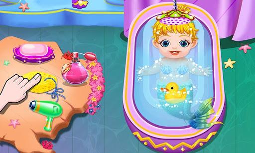 玩免費教育APP|下載Mermaid Mommy - New Ocean Baby app不用錢|硬是要APP