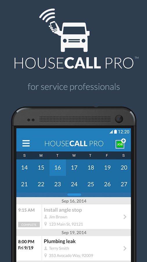 housecall pro  android apps on google play