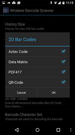 玩程式庫與試用程式App|无线条码扫描器演示免費|APP試玩