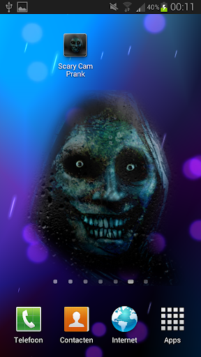 Scary Cam Prank