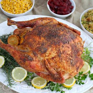 Roasted Thanksgiving Turkey (Let's Talk Turkey Week- Day 1) #Thanksgivingtips #GoodCookKitchenExprt #GoodCook.