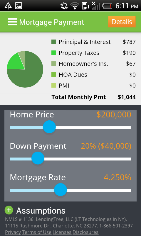 LendingTree Mortgage Rates - Android Apps on Google Play