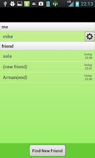 chatroid (random chat)- screenshot thumbnail