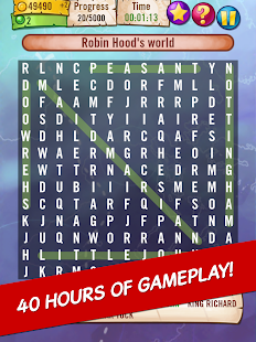 Word Search : World's Biggest - screenshot thumbnail