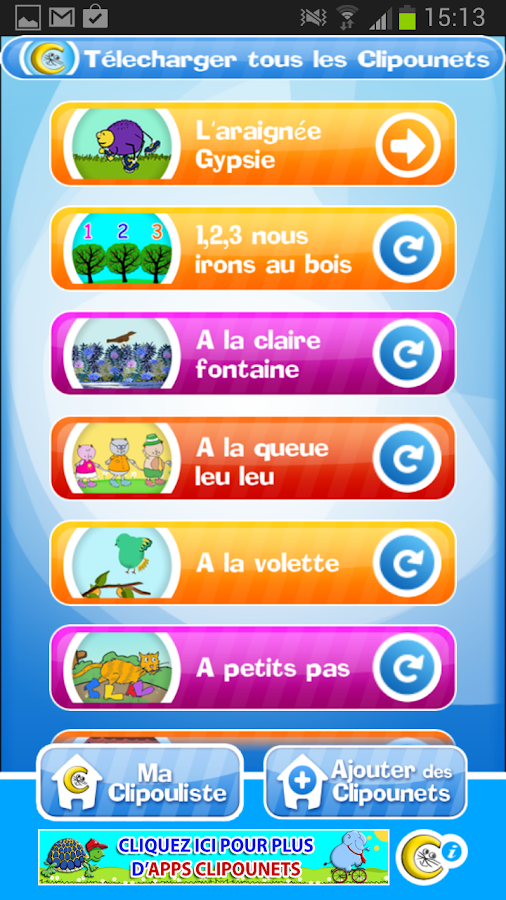 My French Clipounets- screenshot
