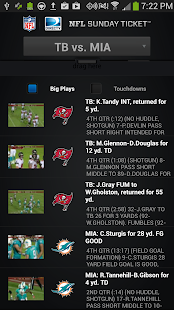 NFL Sunday Ticket - screenshot thumbnail