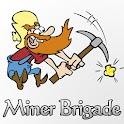 Miner Brigade Lite logo