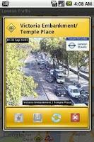Screenshot of London Traffic LIVE