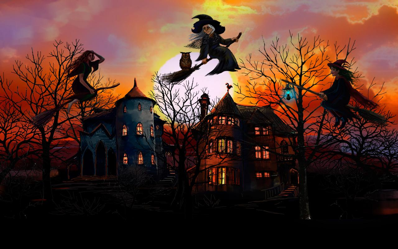 Happy Witches Christmas  Android Apps on Google Play