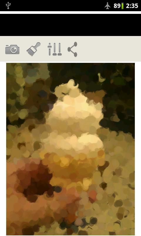 Abstract Photo Painter- screenshot