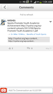 NYSHSI Healthy Youth Sports- screenshot thumbnail