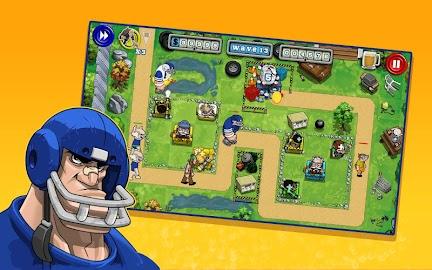 Old School Defense Screenshot 3