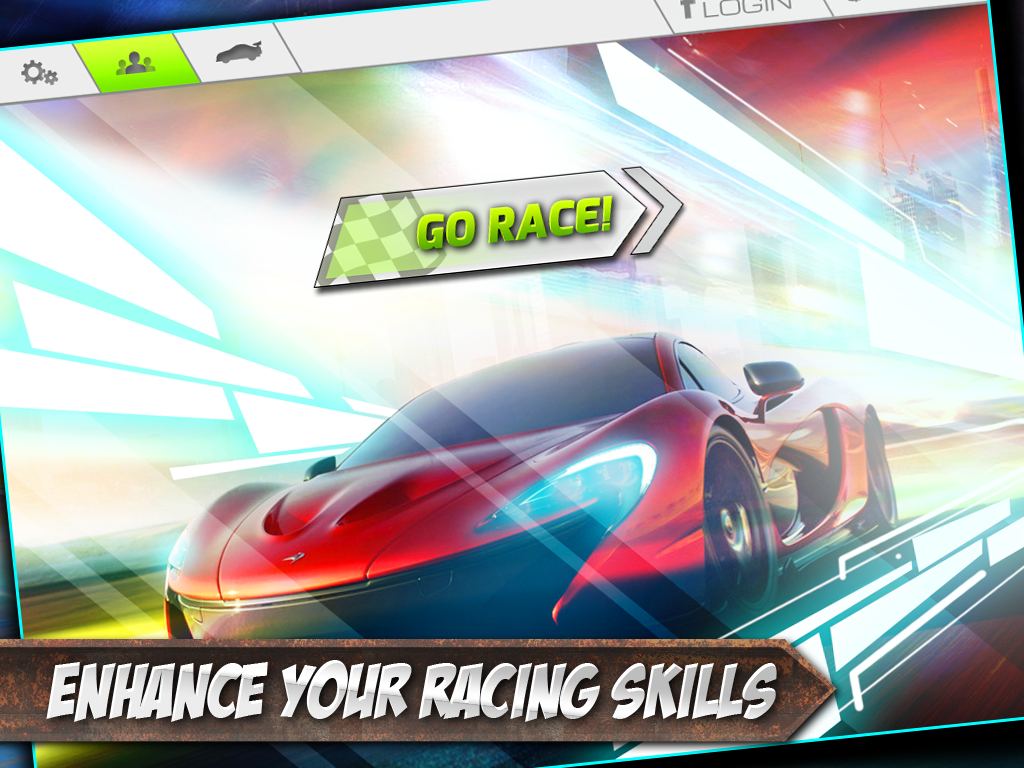 Speed X Extreme 3D Car Racing v1.3 APK FULL + SD DATA Yandex Disk