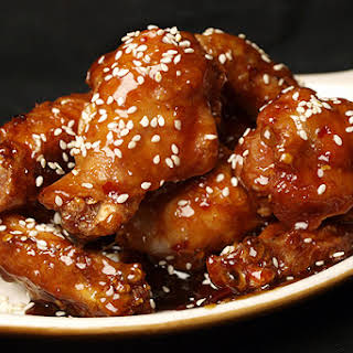 Chicken Wings And Rice Recipes.